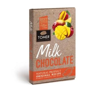 TOMER Молочный шоколад с манго