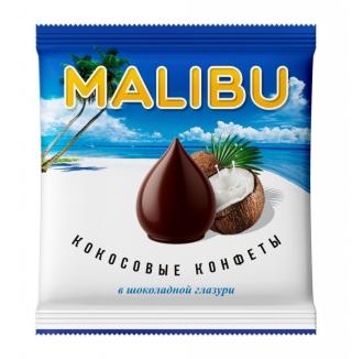 MALIBY Конфеты кокосовые