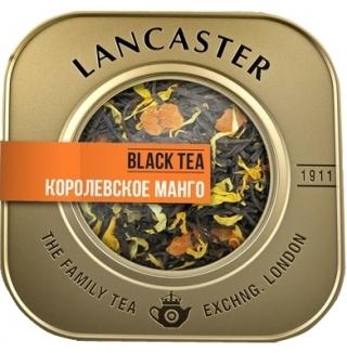 LANCASTER черный с ароматом манго