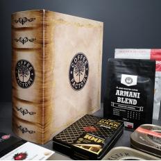 Подарочный бокс-книга с вашим лого