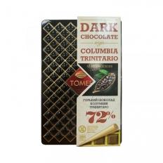 TOMER Горький шоколад 72 % Колумбия Тринитарио