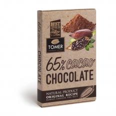 TOMER Горький шоколад 65%