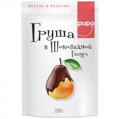 PUPO Груша в шоколаде