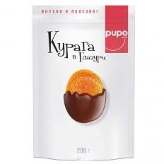 PUPO Курага в шоколаде