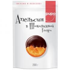 PUPO Апельсин в шоколаде