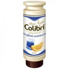 Топпинг Colibri D'oro Blue Curacao