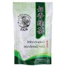 """Молочный зеленый чай """"Черный дракон"""""""