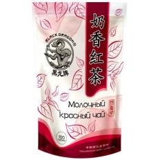 """Молочный красный чай """"Черный дракон"""""""