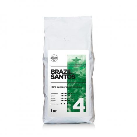 FUSION COFFEE Brazil Santos